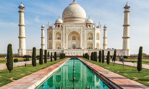 A Two-Week Tour of India