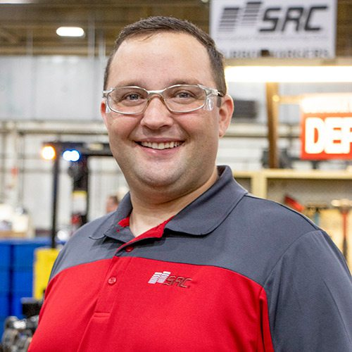 Aaron Doucette, Safety Coordinator, Springfield Remanufacturing Corp