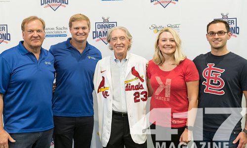 See pictures from Dinner on the Diamond 2021