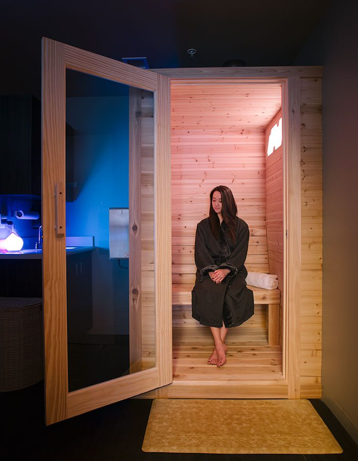 Halotherapy Treatment at Acacia Spa