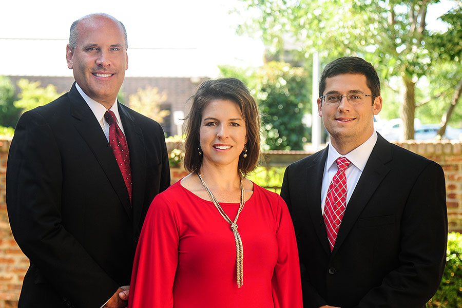 Team members of Achieve Private Wealth