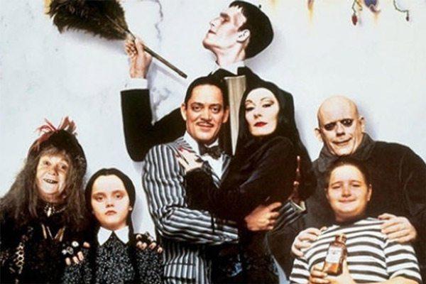 The Addams Family original movie poster