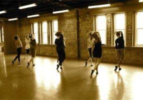 Adult Musical Theatre Dance Classes