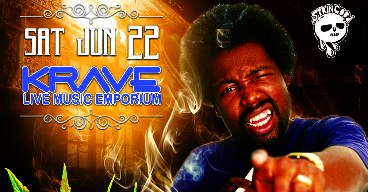 See Afroman live at Krave Music Emporium in Springfield, MO.