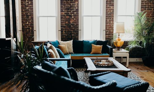 Look inside Refine Studio's Airbnb Loft on C-Street