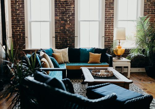 Look inside Refine Studio's Airbnb Loft on C-Street