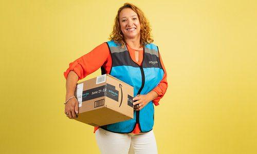 Alesha Gonzales of Spot on Deliver