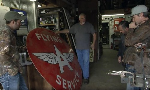 American Pickers comes to 417-land