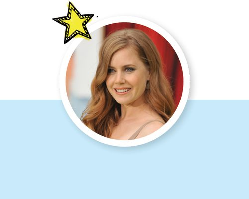 Amy Adams - Shutterstock