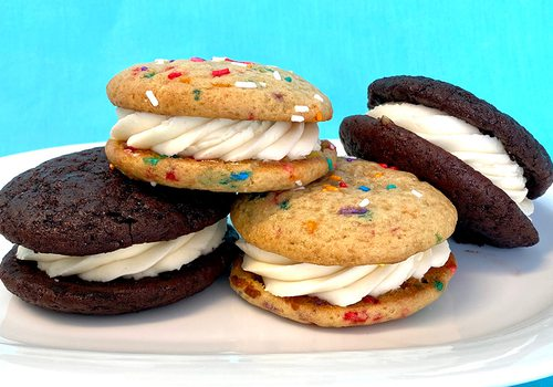 Whoopie pies from Amycakes Bakery in Springfield MO