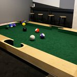 Slider Thumbnail: Andy B's Bowl Social in Branson Landing pool table
