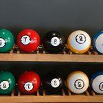 Slider Thumbnail: Andy B's Bowl Social in Branson Landing bowling balls