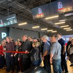 Slider Thumbnail: Andy B's Bowl Social in Branson Landing ribbon cutting