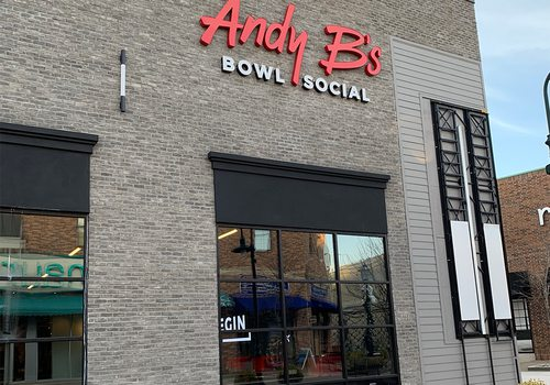 Andy B's Bowl Social in Branson Landing now open!