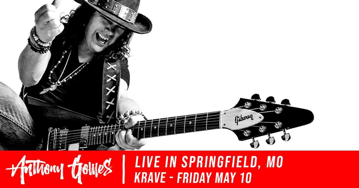 Live Music at Krave in Springfield MO