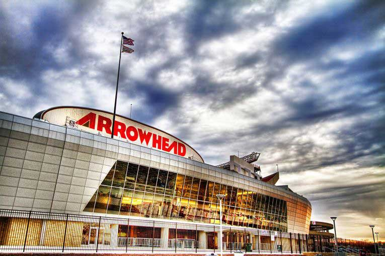 Kansas City Arrowhead