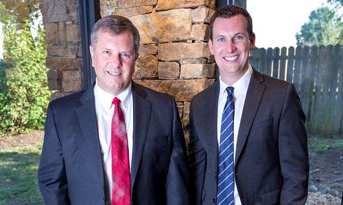Dr. Jeffrey Dorman and Dr. Derek Magers