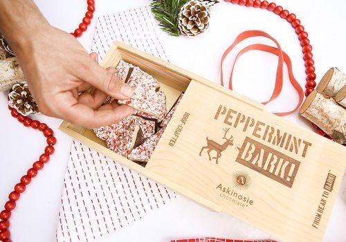 Peppermint Bark from Askinosie Chocolate