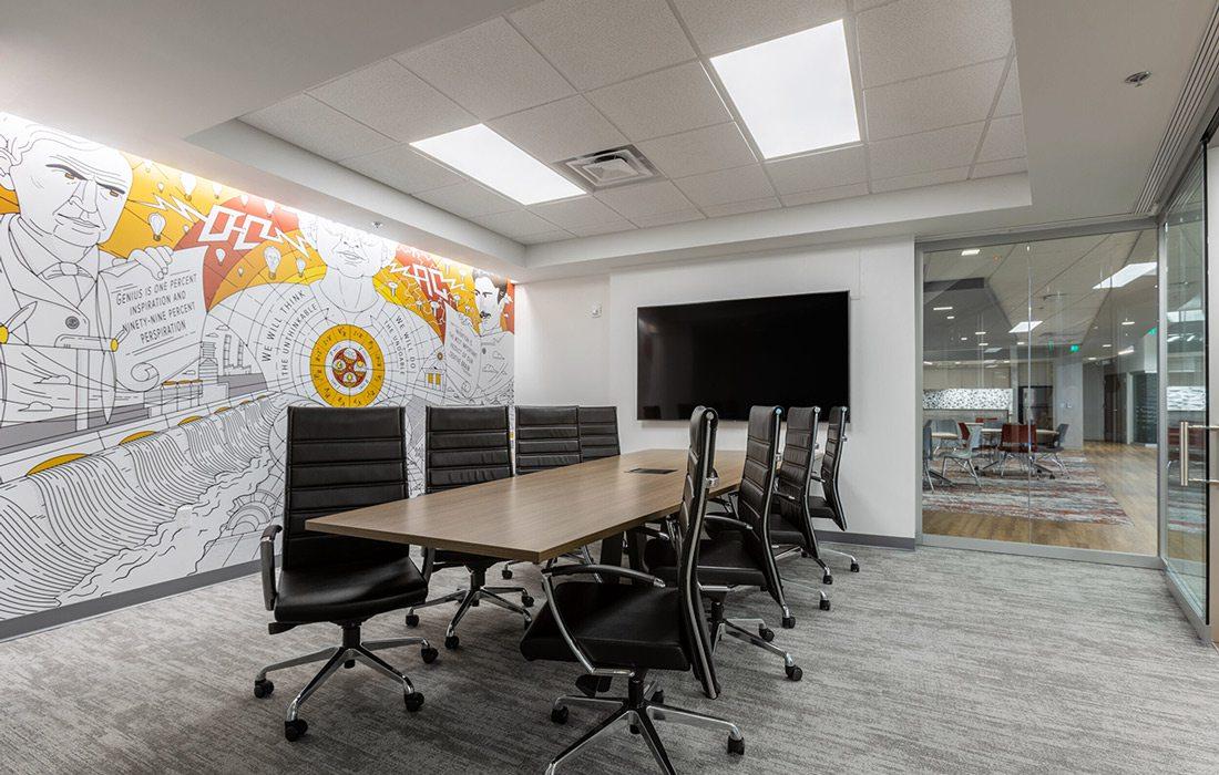 Grooms interior design photo