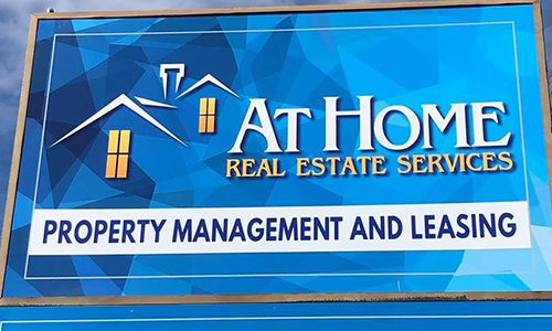 At Home Real Estate Services