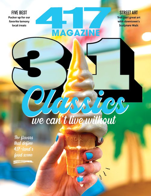 417 Magazine | Classic Springfield MO Dishes | August 2019