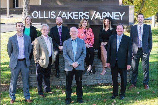 Ollis/Akers/Arney Insurance & Business Advisors team photo
