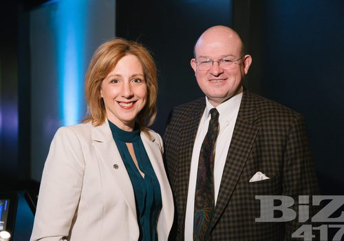 See pictures from B-School with Biz 417's Person of the Year, Clif Smart