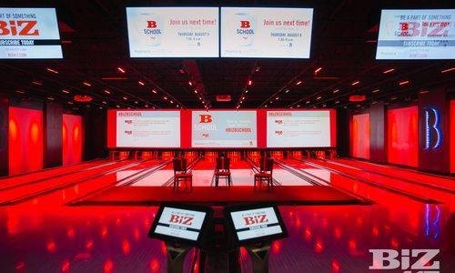 Biz B-School: Rebranding Branson 2018