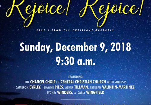 Bach Christmas Ontario information