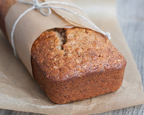 Banana Bread Recipe with Askinosie Cocao Nibs