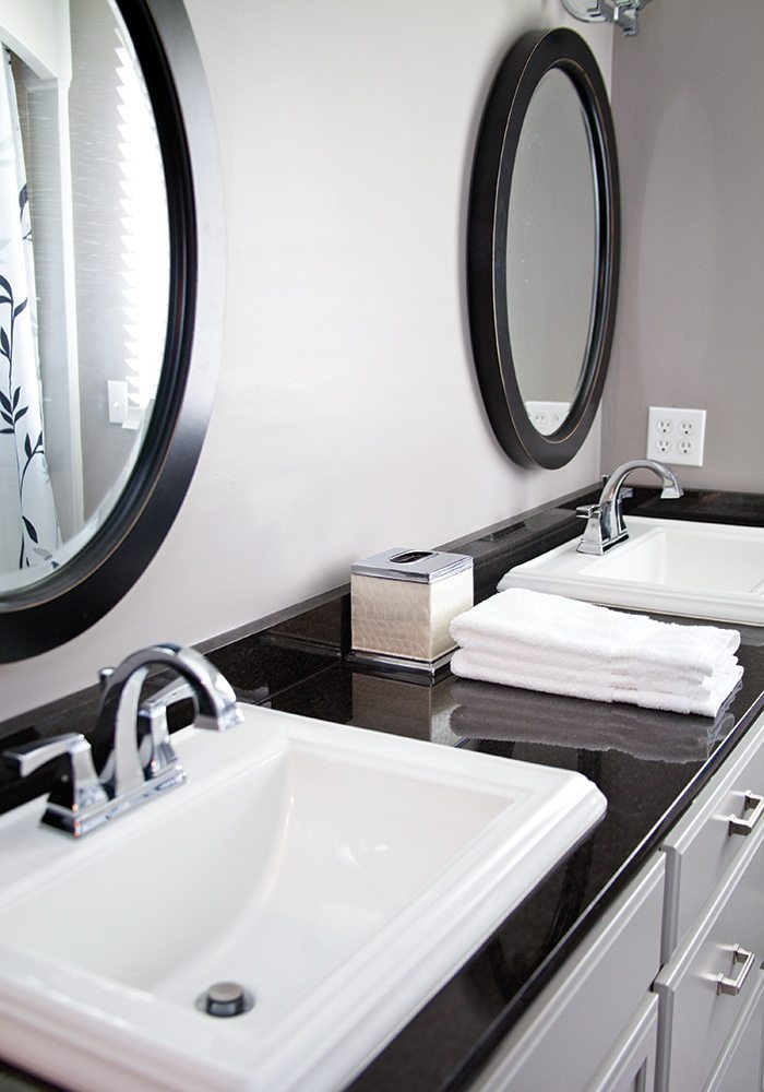 Carol Wheeler 1950s Bathroom Remodel