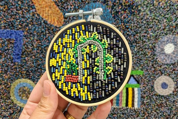 Beadwork preview image.