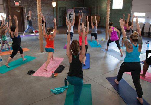 yoga in springfield MO