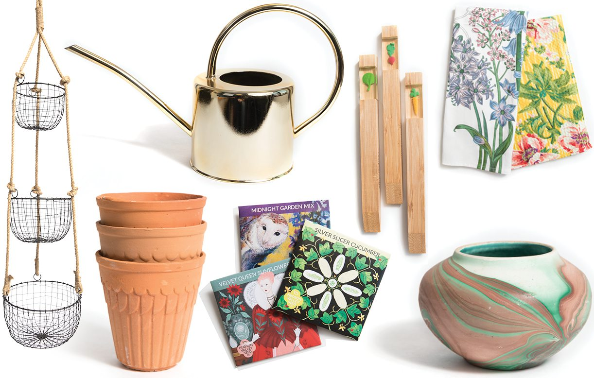 Items found in Springfield, MO to inspire spring gardening