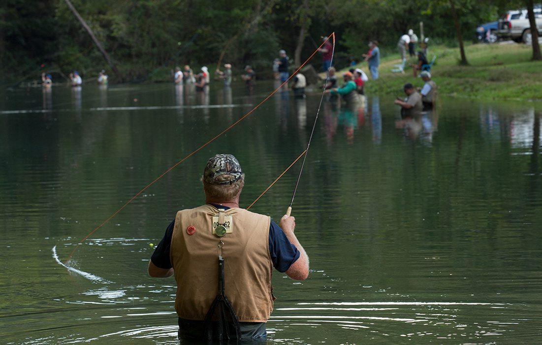 Fishing holes near Springfield, MO