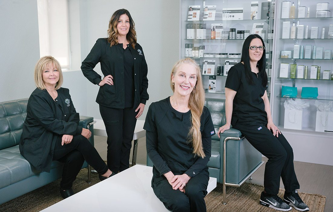 Staff of Bentley Skincare & Wellness in Springfield, MO