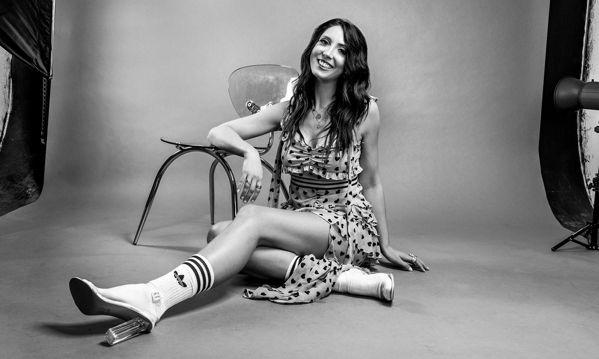 417 Magazine's Best Dressed Winner Abby Ragain