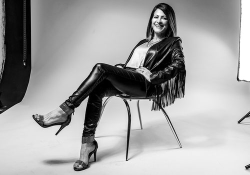 417 Magazine's Best Dressed Winner Bernadette Pry