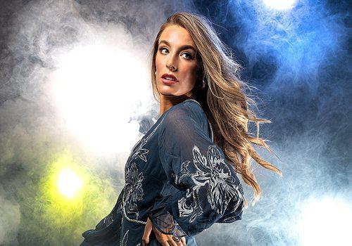 417 Magazine's Best Dressed Winner Amanda Woodman