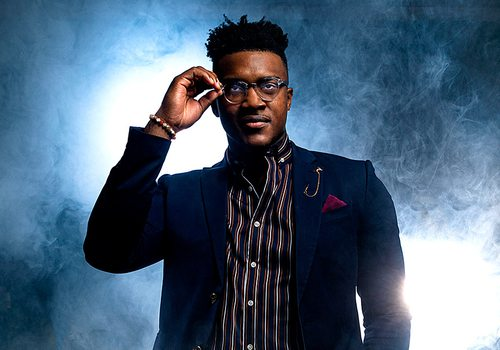 417 Magazine's Best Dressed Winner Daniel Ogunyemi