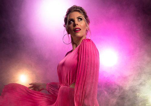417 Magazine's Best Dressed Winner Julie Schuchmann