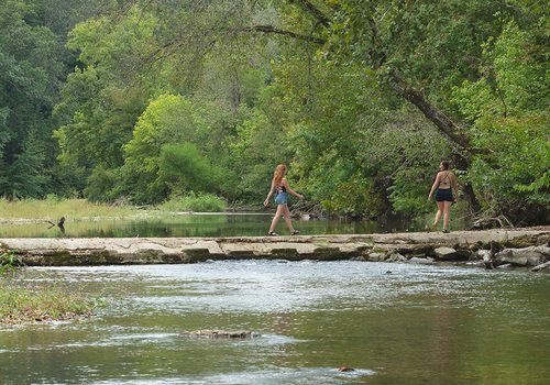 Float Beaver Creek in Ava Missouri