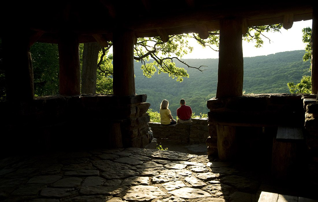 Devil's Den State Park Arkansas