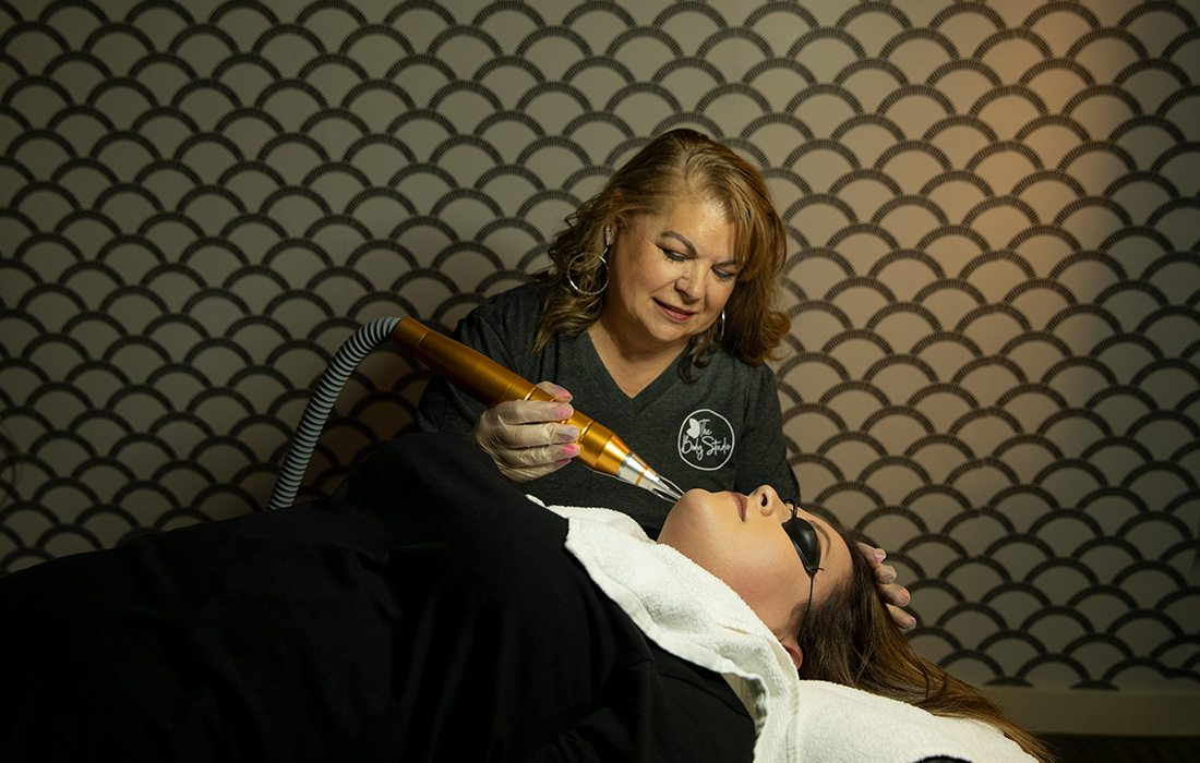 Procedure at The Body Studio in Springfield MO