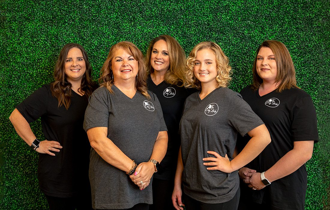 The Body Studio team members in Springfield MO