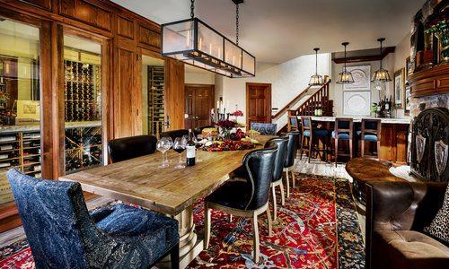 Obelisk Home Best Dining Area 2021 winner
