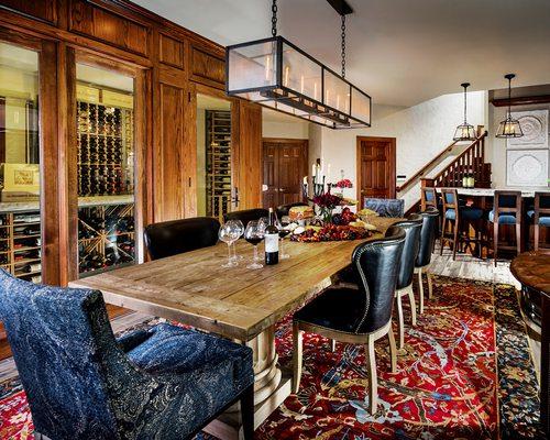 417 Home Design Awards 2021 Best Dining Area by Nathan Taylor of Obelisk Home