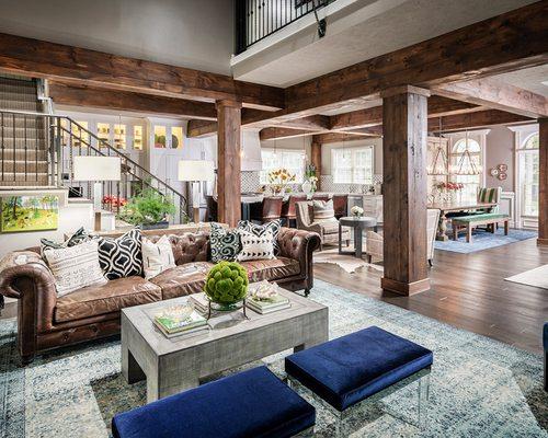 417 Home Design Awards 2021 Best Living Space by Nathan Taylor of Obelisk Home