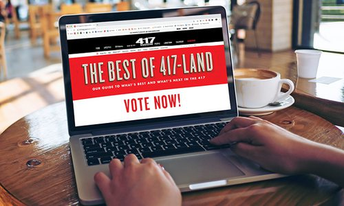 Best of 417 Voting is Live Now