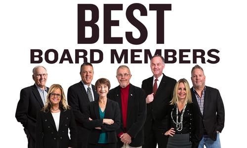 Best Board Members 2016